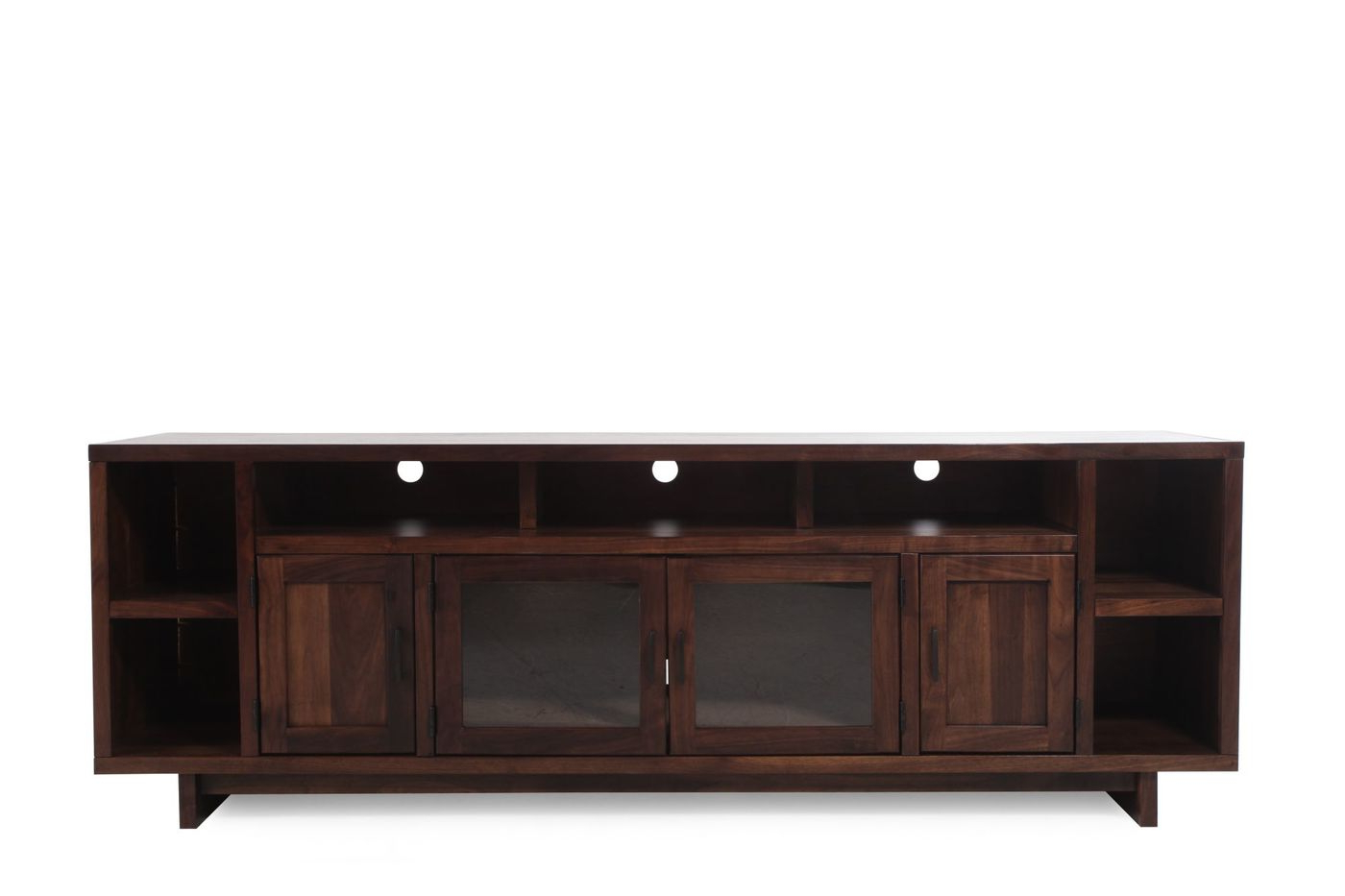 Newest Silviano 84 Inch Console Tables For Silviano 84quot Console Table Crate And Barrel Demilune Console Table (Gallery 16 of 20)