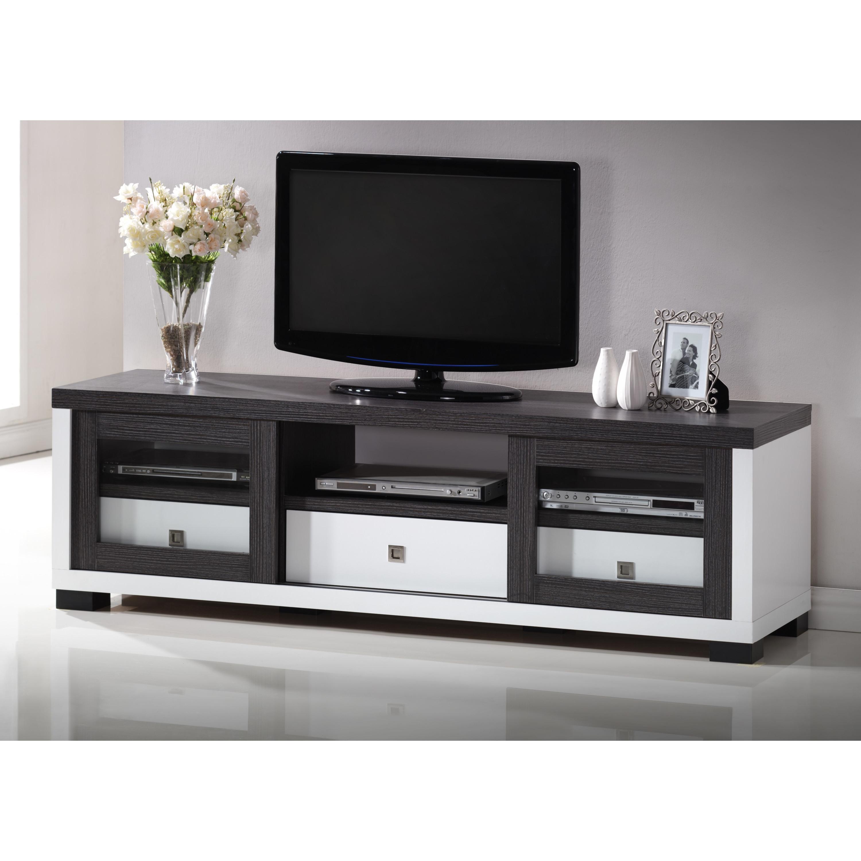 Newest Tv Cabinets With Glass Doors Regarding Cabinet Refacing Ideas : Sweet Tv Cabinets With Glass Doors Uk Have (Gallery 5 of 20)