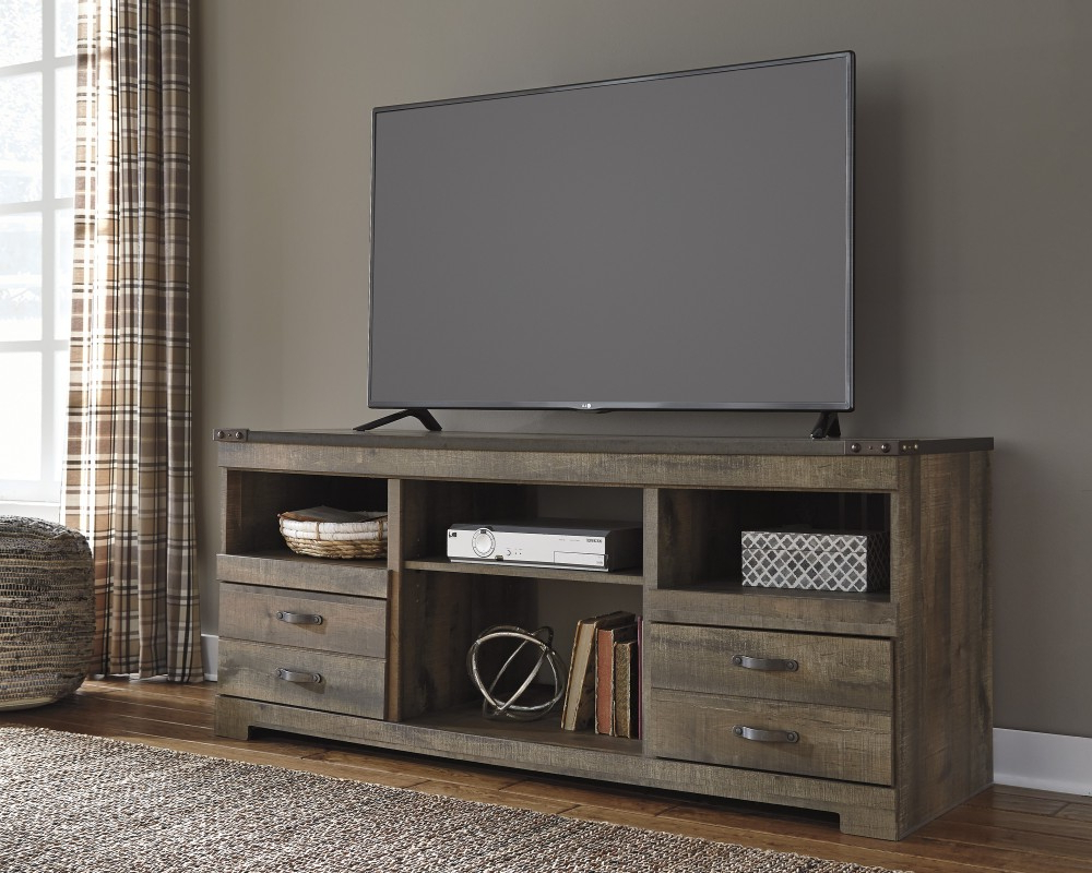Newest Willa 80 Inch Tv Stands Regarding Furniture: Amazing Tv Stand With Fireplace For Your Flat Screen Tv (View 7 of 20)
