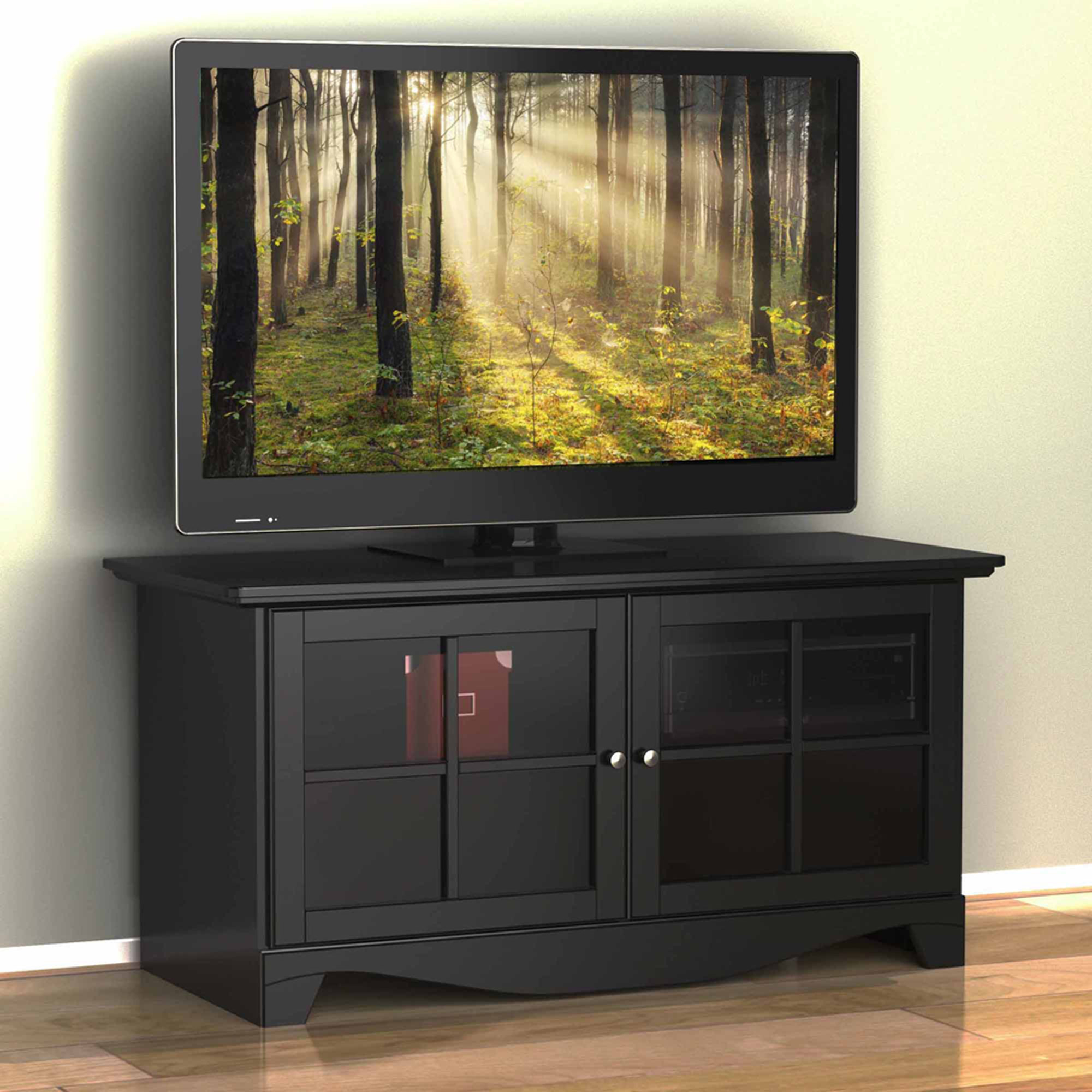 "Nexera Tv Stands With Well Known Pinnacle Tv Stand, For Tvs Up To 52"" – Walmart (View 16 of 20)"