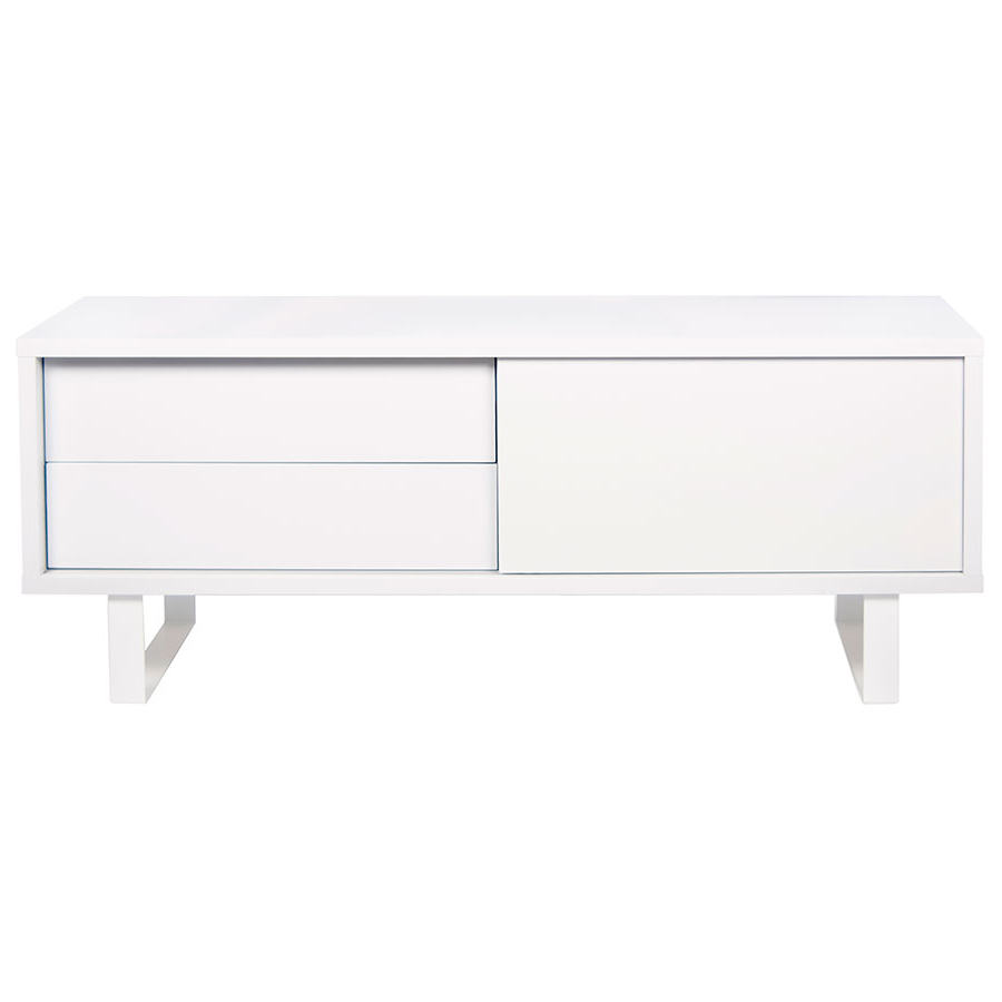 Nilo Modern White Tv Standtemahome (View 19 of 20)