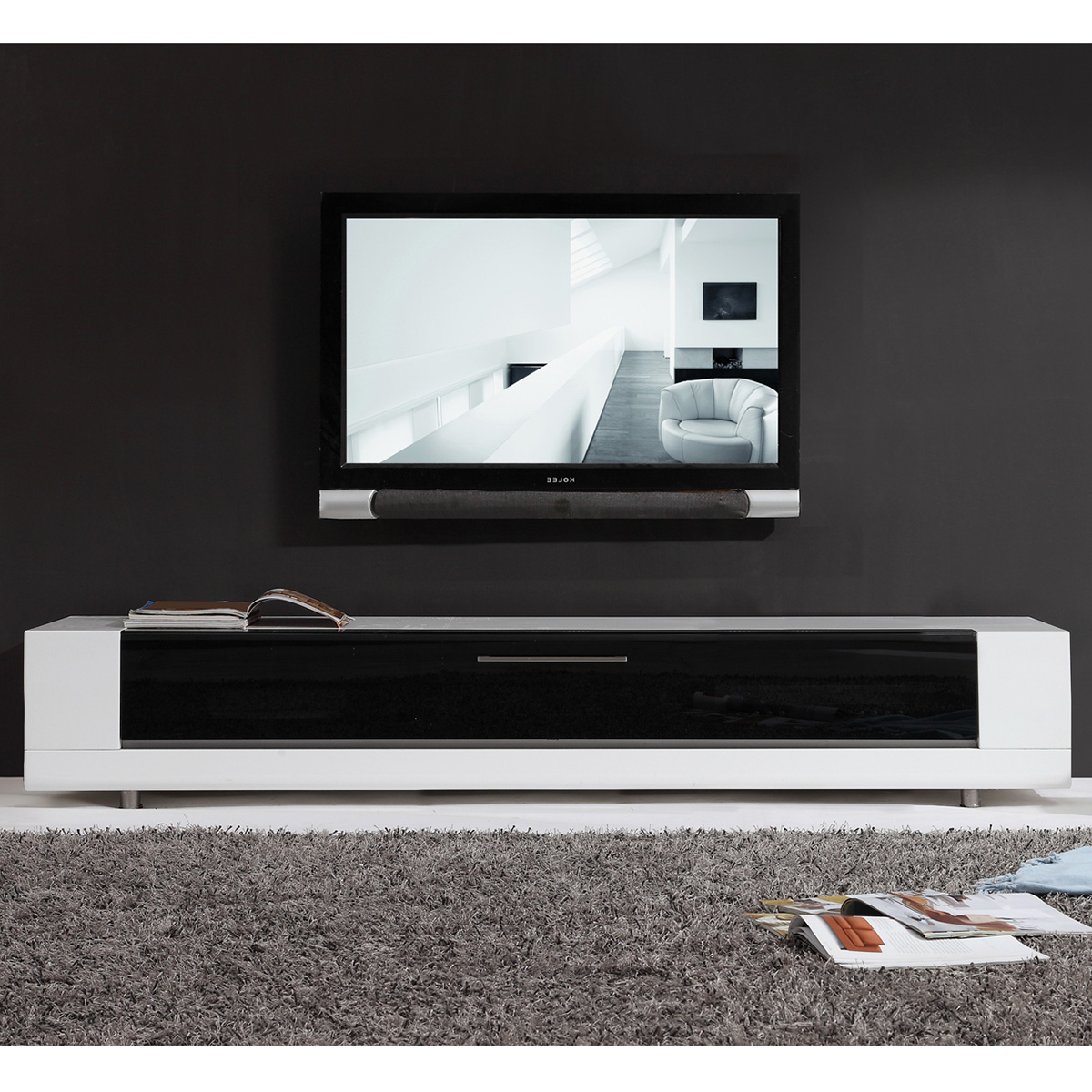 Noah 75 Inch Tv Stands With Regard To Favorite Tv Television Stands 71 & Wider (View 13 of 20)