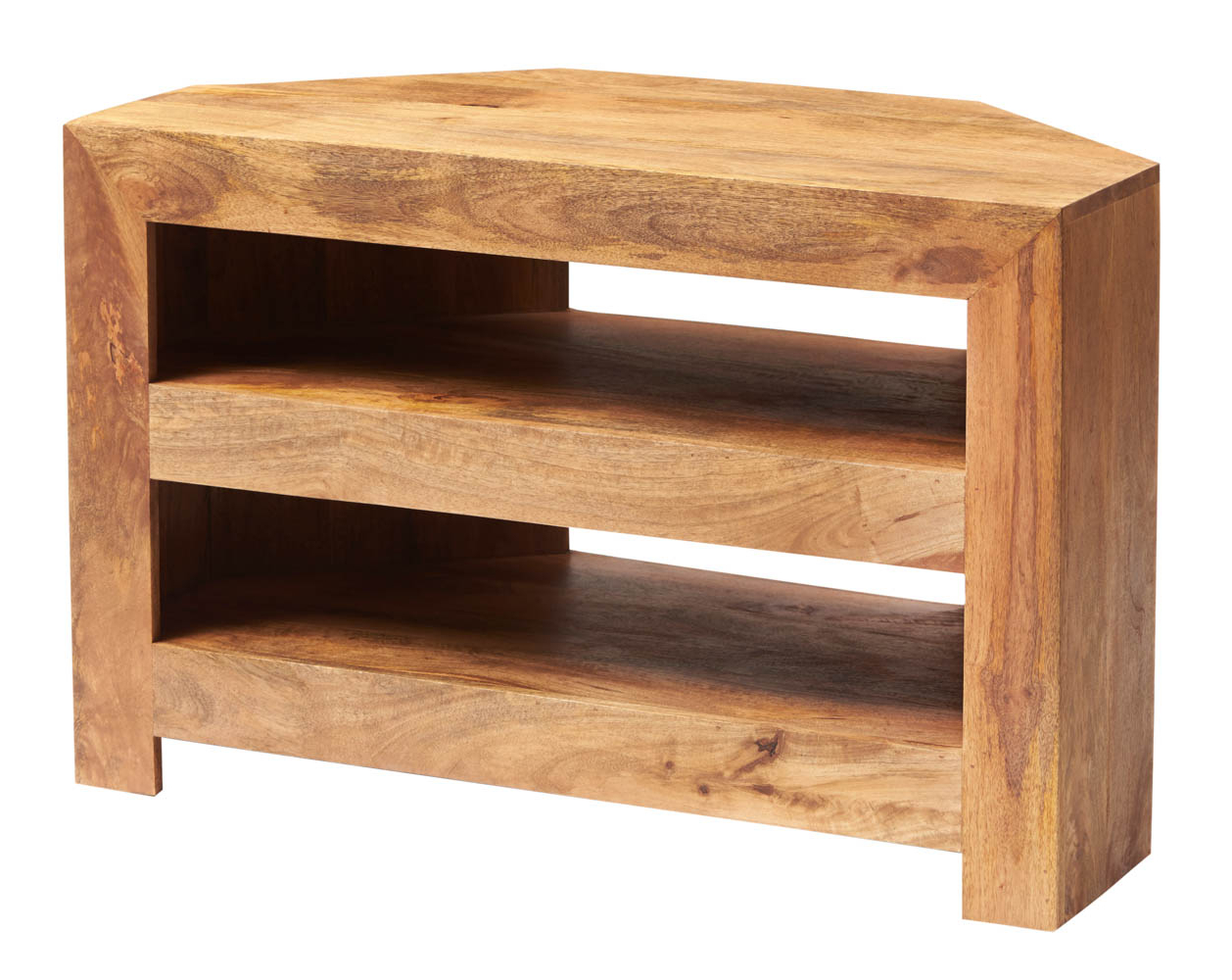 Oak World With Mango Tv Stands (View 7 of 20)