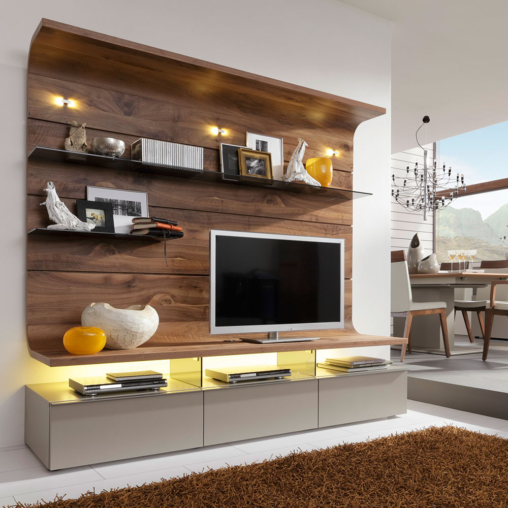 On The Wall Tv Units Regarding Preferred Ways To Disguise Your Tv – Hide A Tv Cabinet – Tv Wall Mount (Gallery 7 of 20)