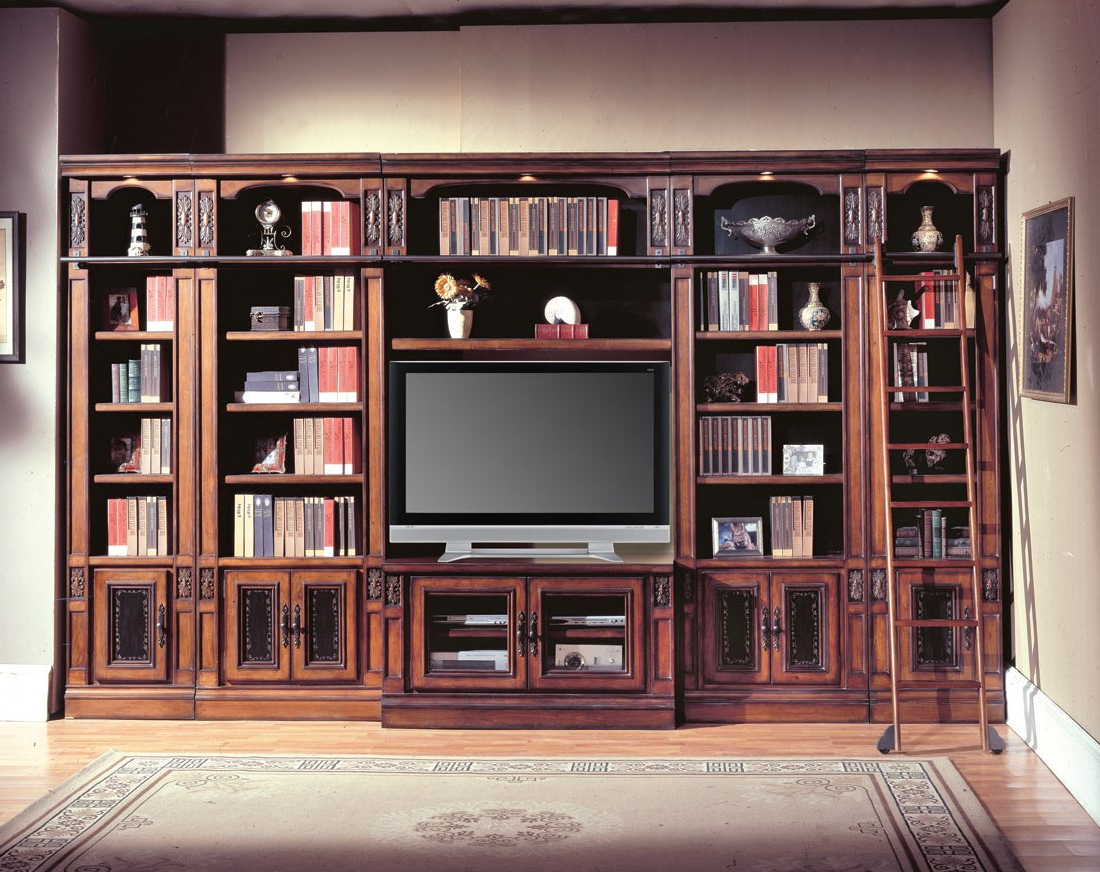 On The Wall Tv Units Within Recent Vintage Woden Modern Storage Wall Unit Complete With Tv Unit Modern (View 20 of 20)