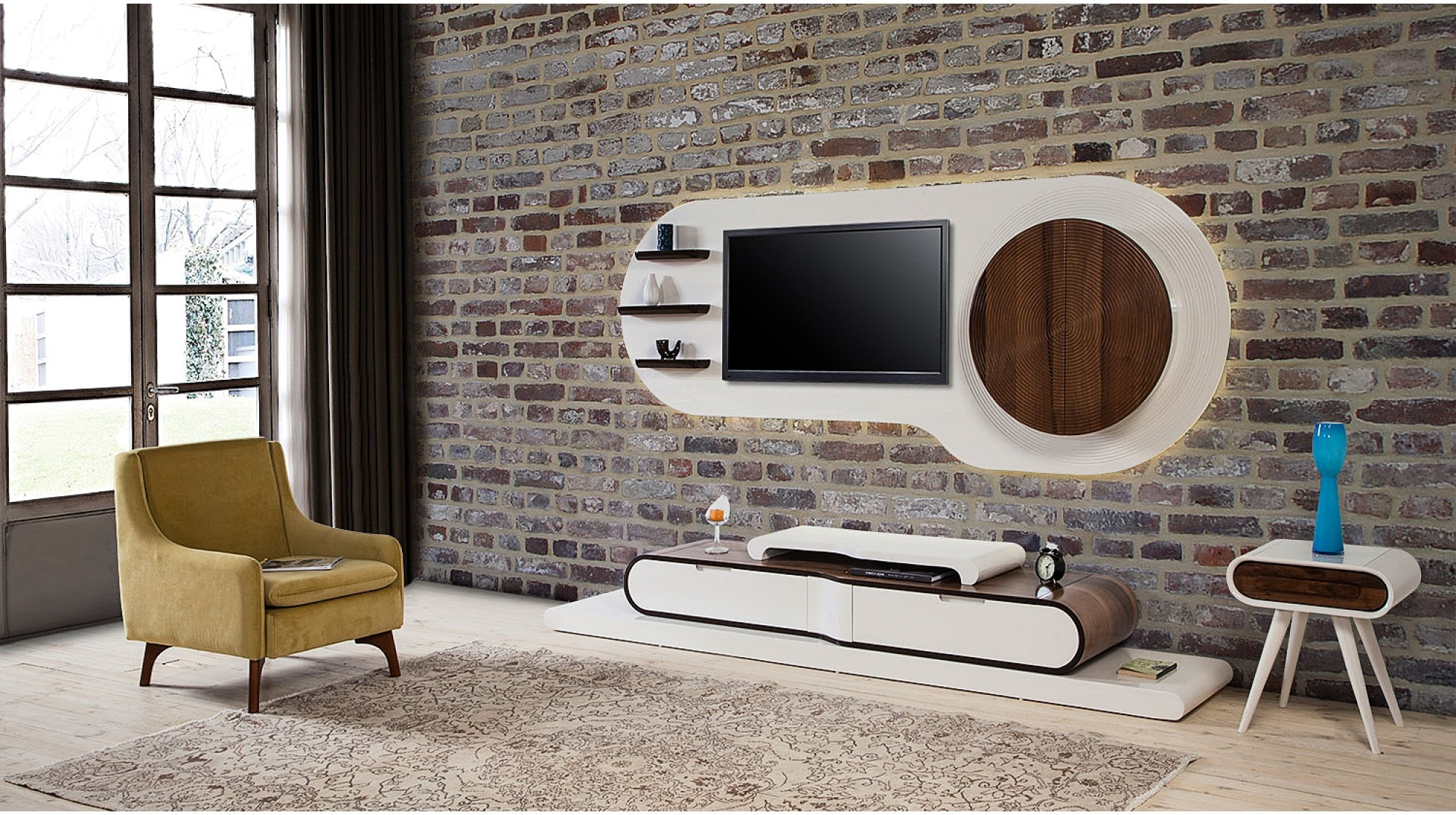Only Best Tv Units For You With Regard To Trendy Tv Stands (View 13 of 20)