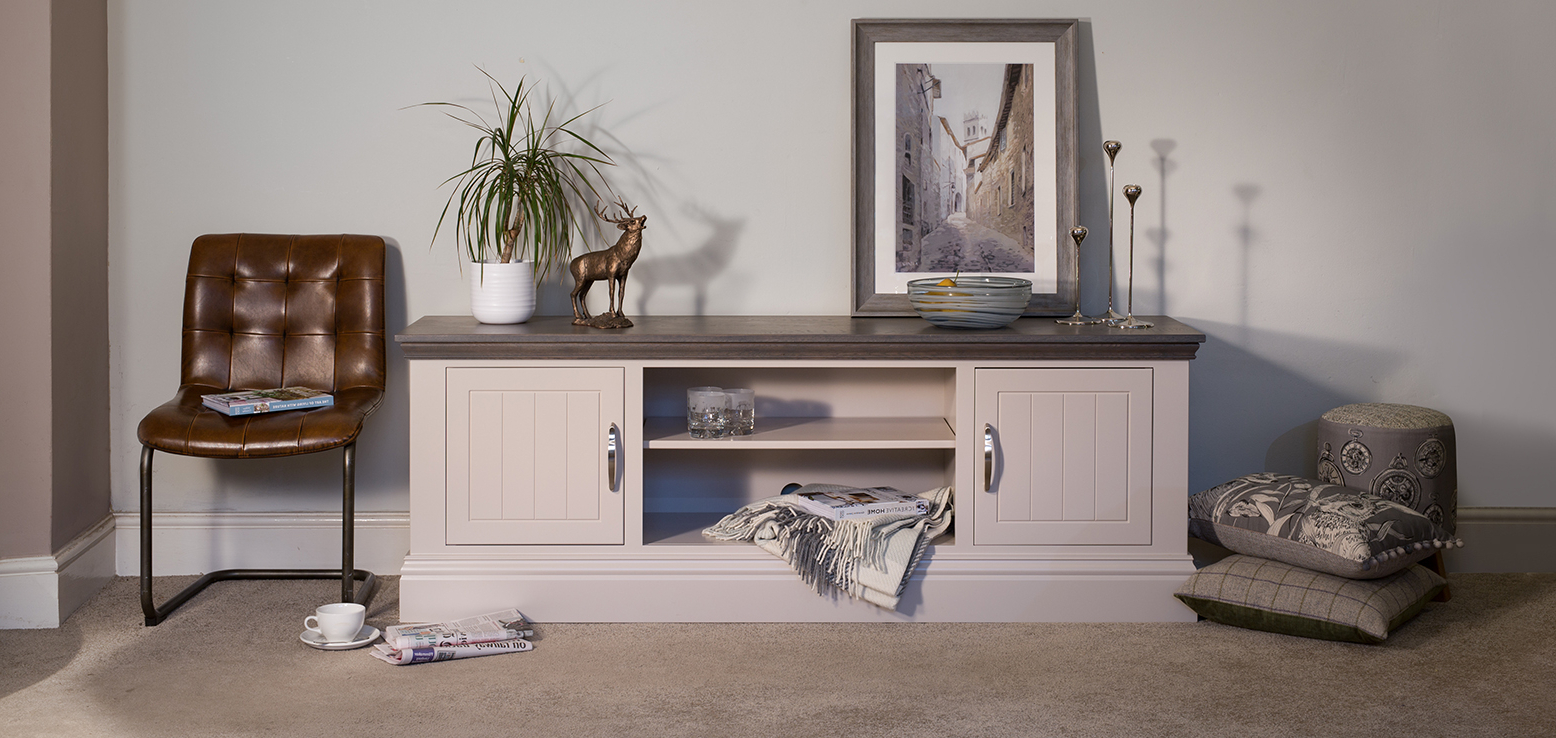 Painted Tv Units (Gallery 5 of 20)
