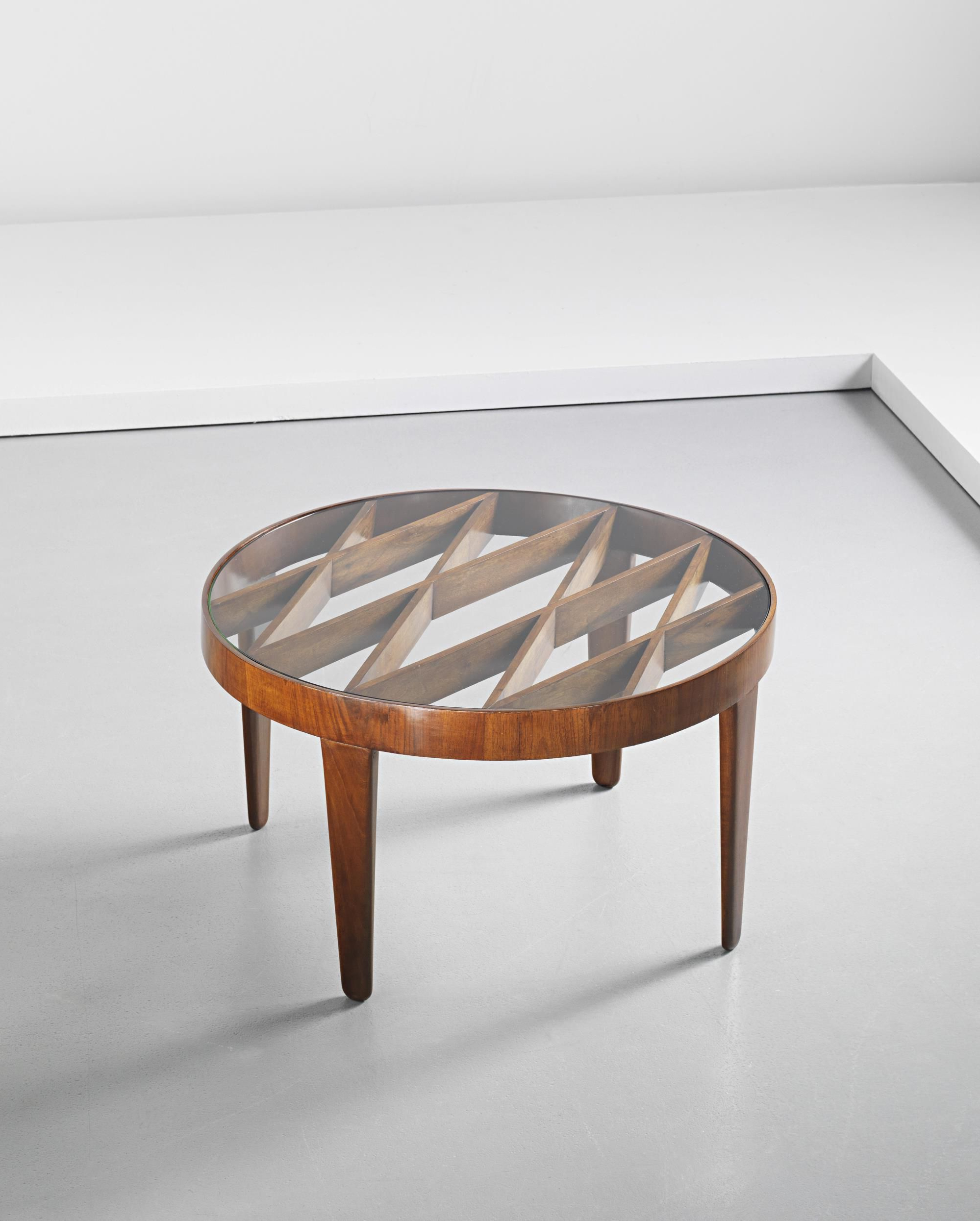 Phillip Brass Console Tables With Well Known Phillips : Uk050212, Gio Ponti, Coffee Table (View 8 of 20)