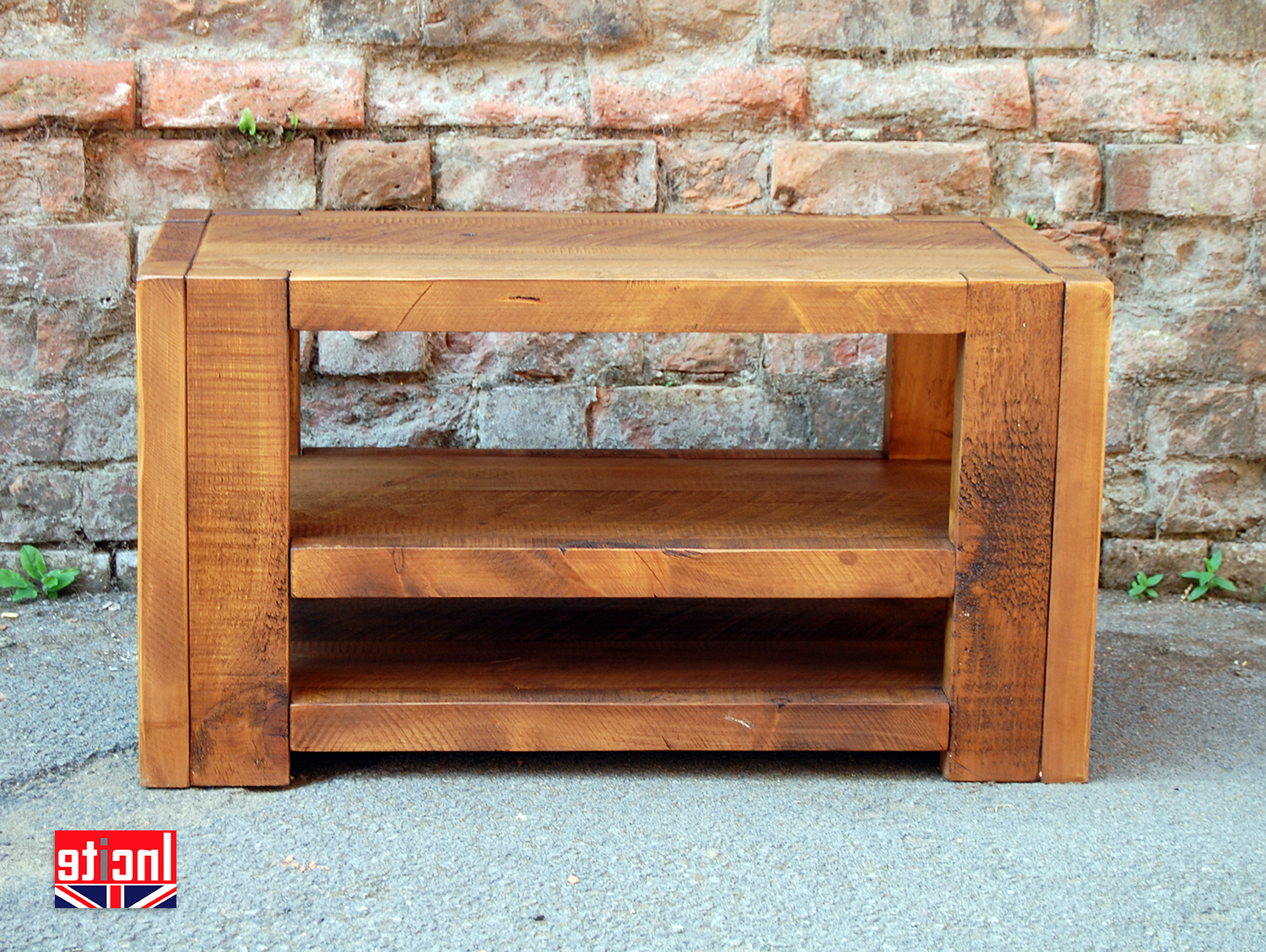 Plank Pine Television Cabinetsincite Interiors Derby With Most Recently Released Pine Tv Cabinets (View 17 of 20)