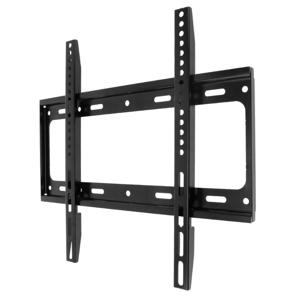 Plasma Tv Holders Intended For Well Known Universal Tv Wall Mount Bracket For Most 26 ~ 55 Inch Hdtv Lcd Led (View 12 of 20)