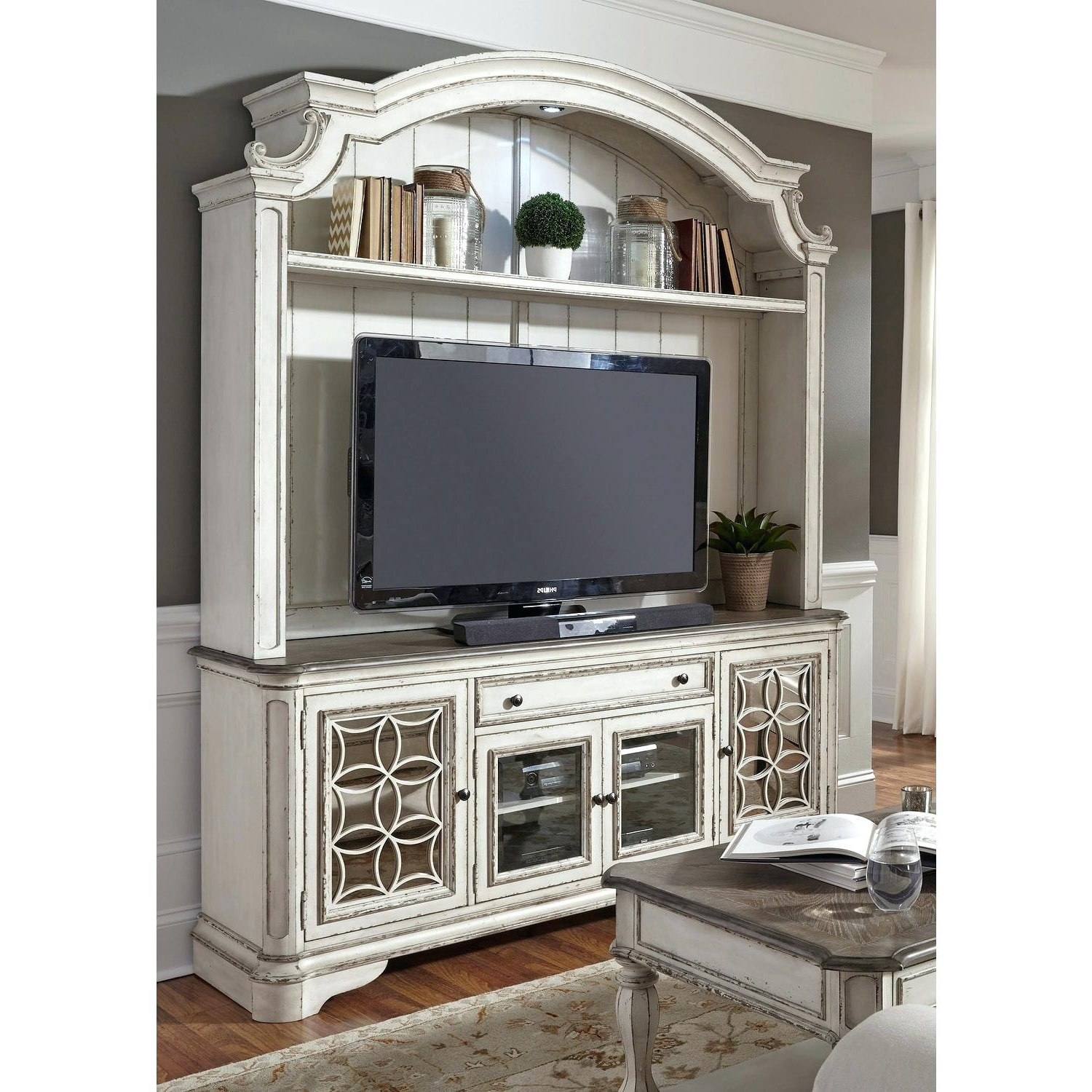 Popular Country Tv Stands Intended For White Country Tv Stand Arts And Crafts Stand White French Country Tv (Gallery 17 of 20)