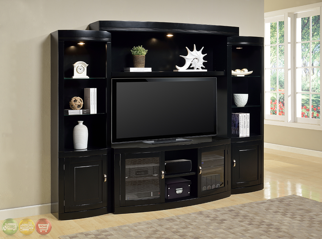 Popular Entertainment Center For 60 Inch Tv Magnificent Premier Boardwalk In With Regard To 60 Inch Tv Wall Units (View 18 of 20)