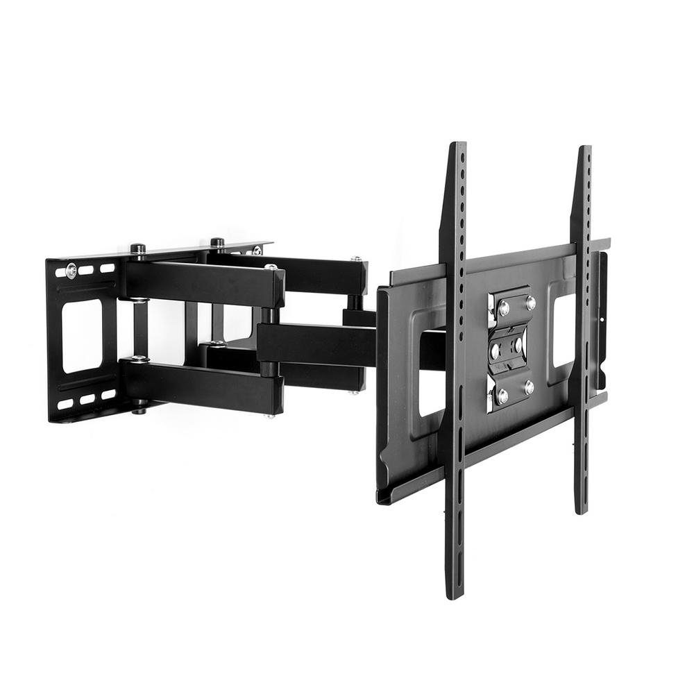 Popular Fleximounts Full Motion Articulating Tv Wall Mount Bracket For 32 In Intended For Plasma Tv Holders (View 17 of 20)