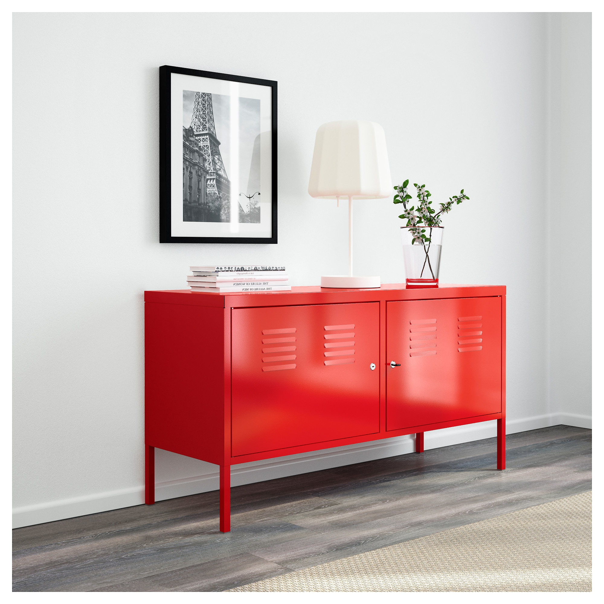 Popular Ikea Ps Cabinet – Red – Ikea For Red Tv Cabinets (Gallery 16 of 20)