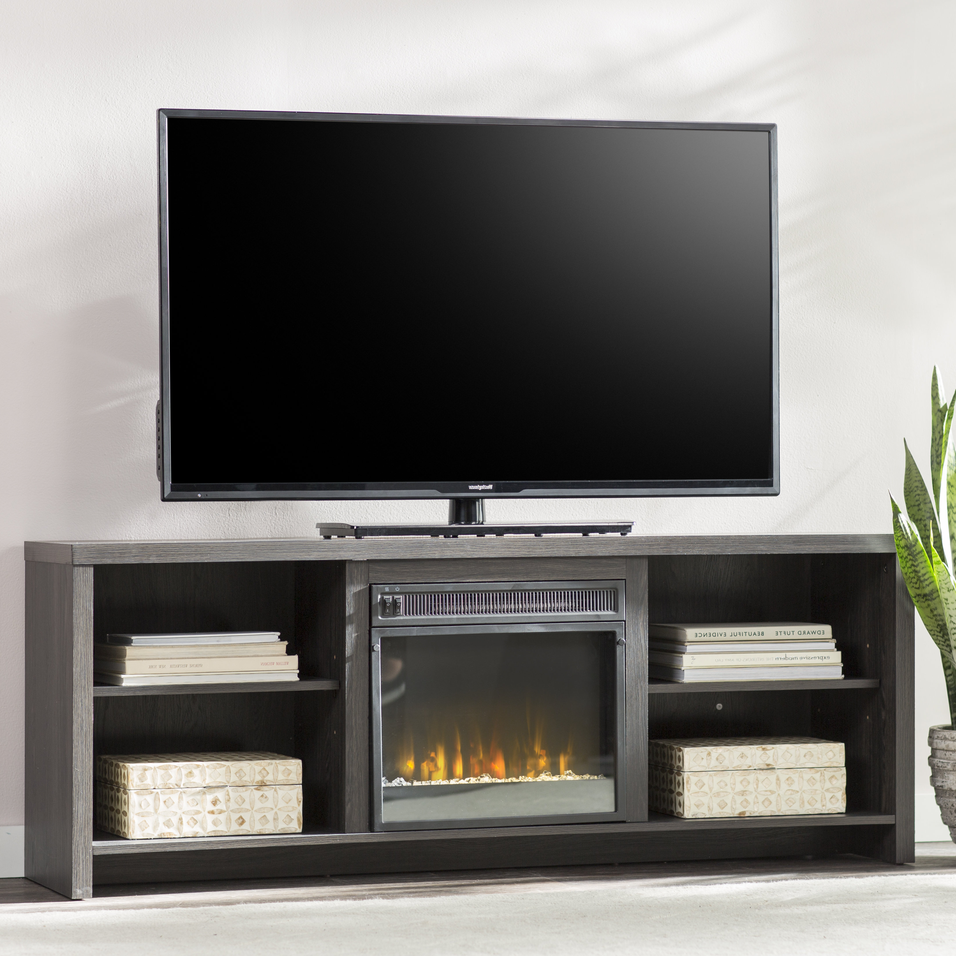 Popular Laurent 50 Inch Tv Stands Intended For Tv Stand For 75 Inch Tv (Gallery 17 of 20)