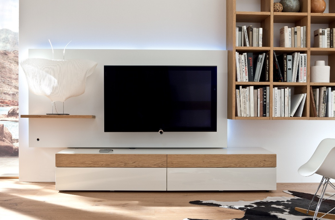 Popular Modern Contemporary Tv Stands Intended For Best Contemporary Tv Wall Units — All Contemporary Design : Modern (View 16 of 20)