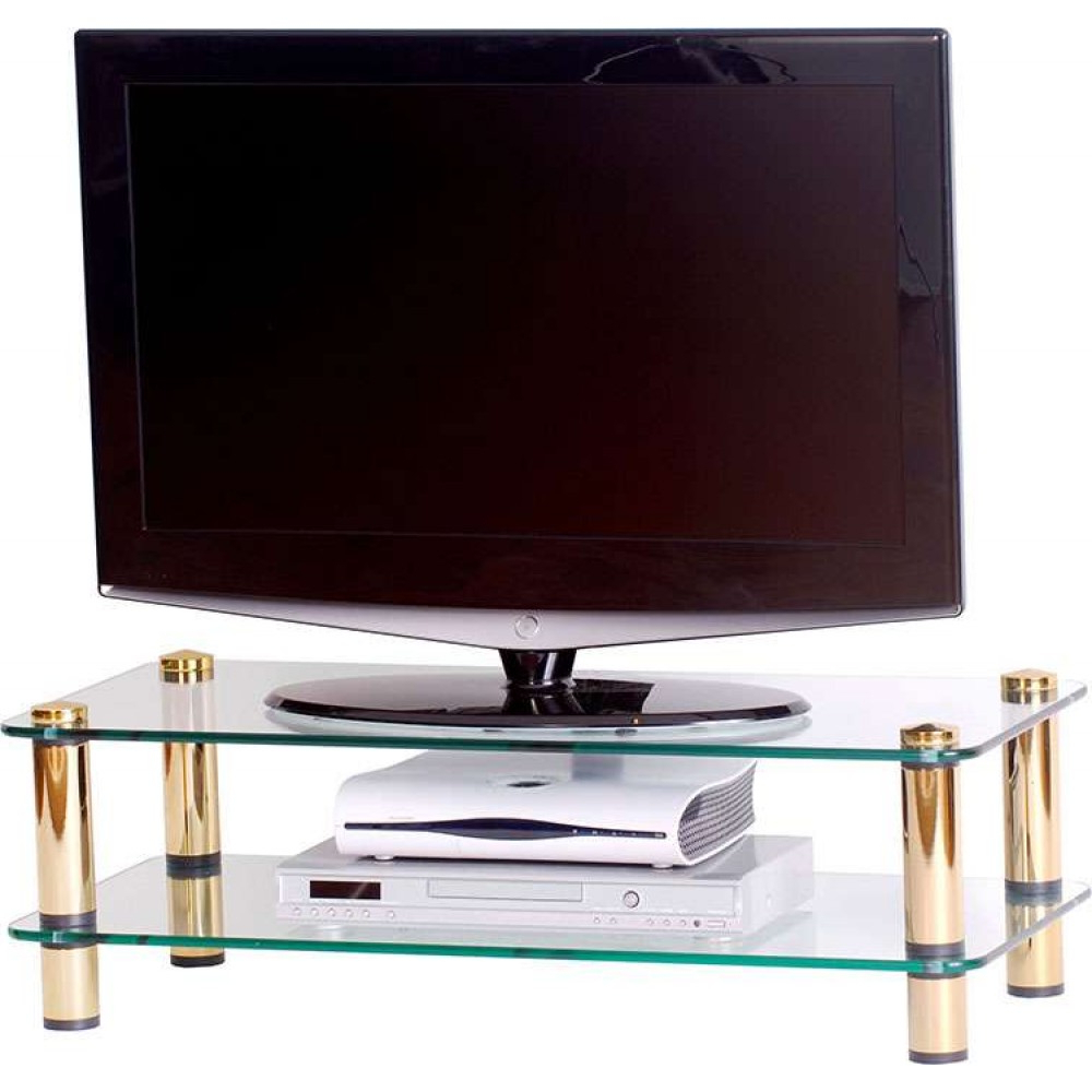 Popular Slim Line Tv Stands Throughout Low Tv Stand Entertainment Unit Media Component Storage (View 12 of 20)