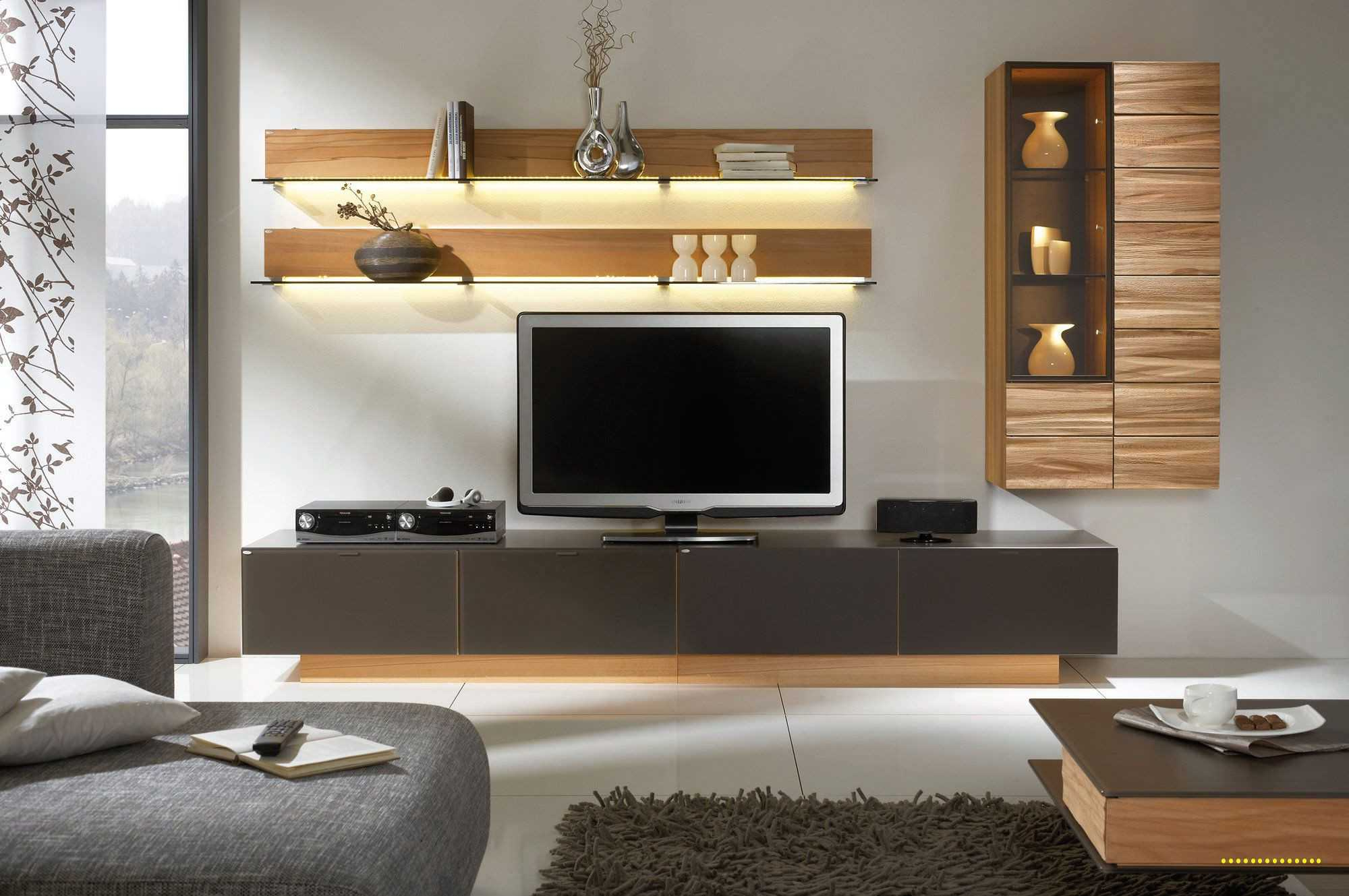 Popular Trendy Tv Stands Regarding Trendy Tv Units Elegant 36 Collection Cabinets For Living Room Wall (View 15 of 20)