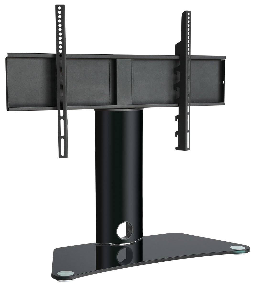 Popular Ultimate Mounts Um401 Universal Table Top Tv Stand Inside Tabletop Tv Stands (View 4 of 20)
