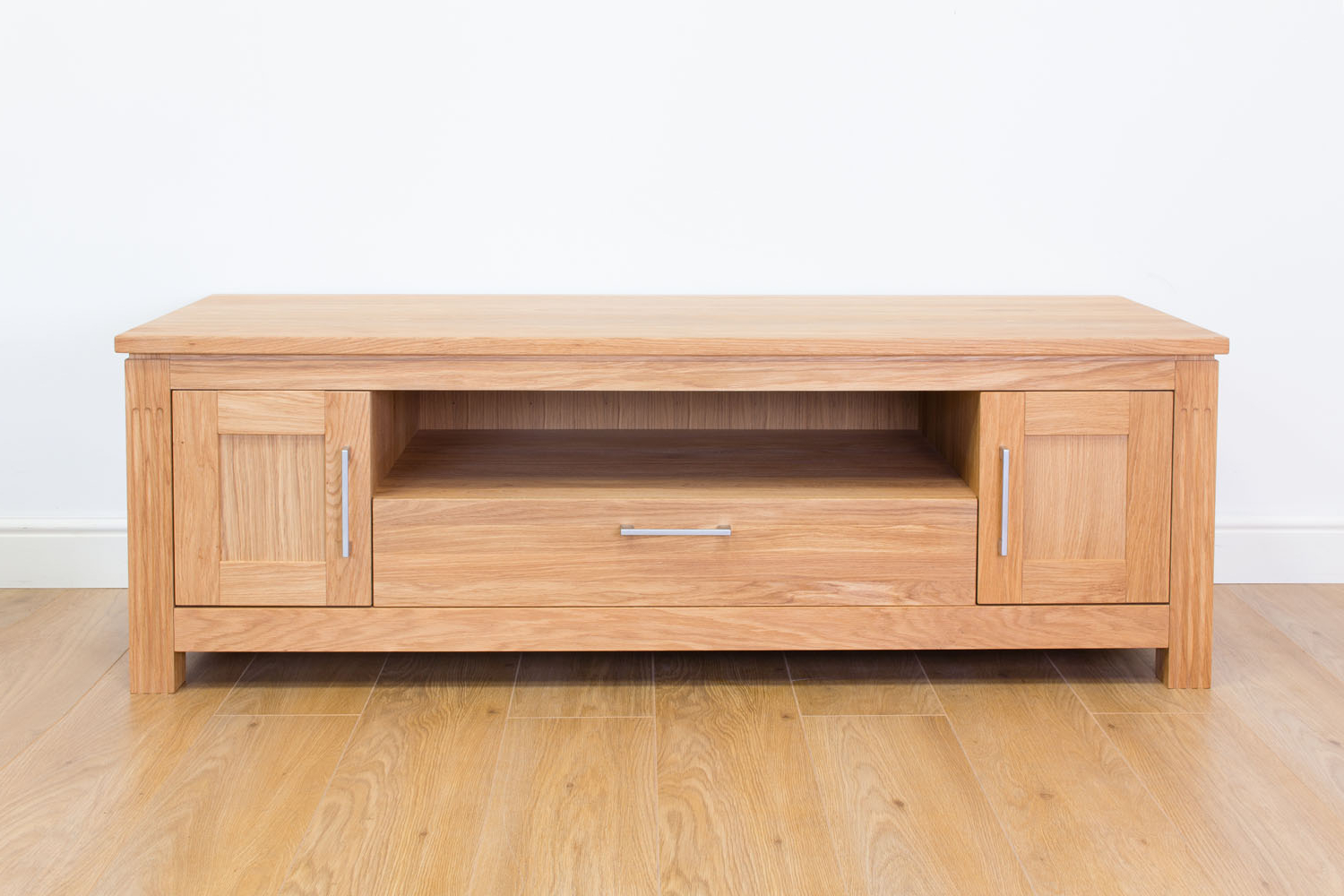 Preferred 150Cm Tv Units Pertaining To Large Solid Oak Tv Unit 150Cm Wide (View 19 of 20)