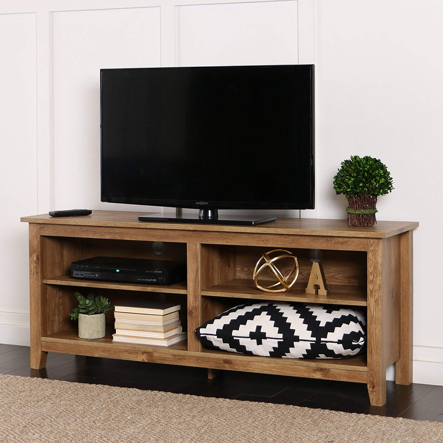 Preferred 42 Inch Wide Tv Stand 40 With Mount Target Room Essentials Assembly For Tv Stands 40 Inches Wide (Gallery 1 of 20)