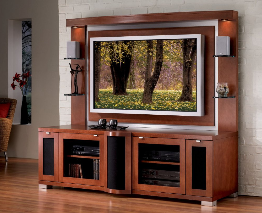 Preferred Best Tv Stand Design Led Cuisine Affordable Stands Black Metal With Regard To Wooden Tv Stands For Flat Screens (View 13 of 20)