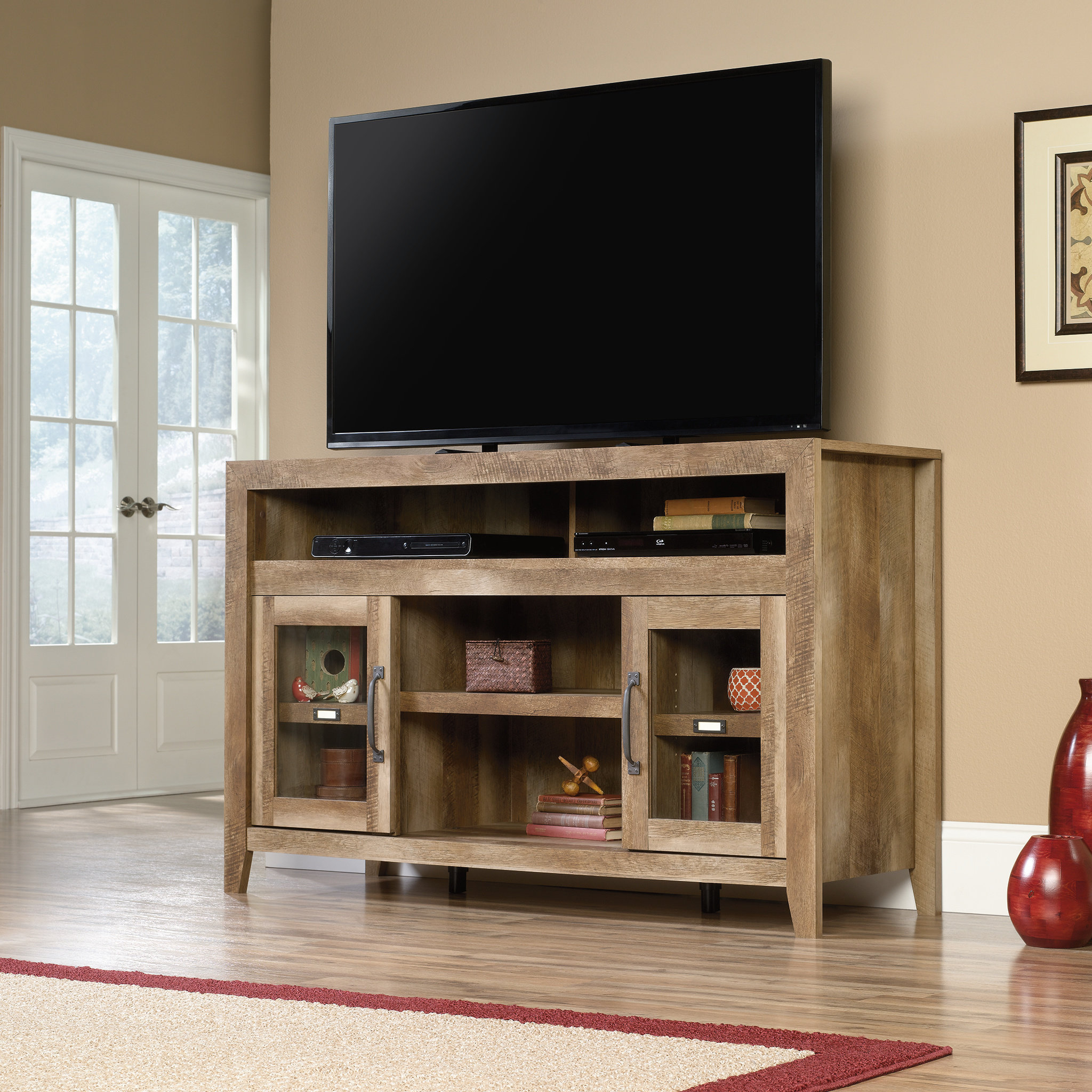 Preferred Country Tv Stands For French Country Tv Stands & Entertainment Centres You'll Love (View 15 of 20)
