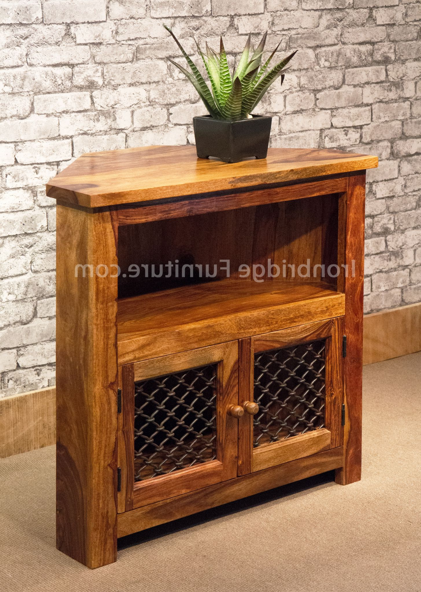 Preferred Ibf 032 Tall Corner Tv Stand 79Cm Wide – Only 1 Left With Regard To Tall Tv Cabinets Corner Unit (Gallery 8 of 20)