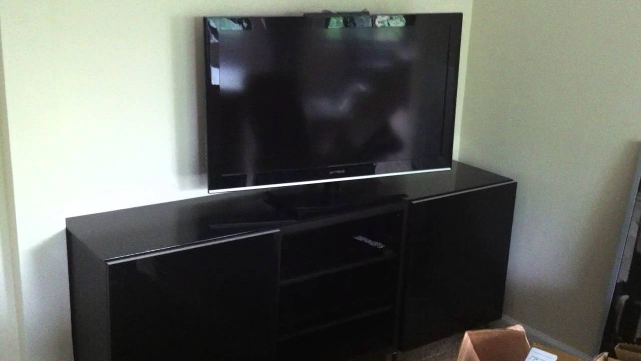 Preferred Ikea Besta Tv Stand Assembly Service In Dc Md Vadave Song Of Regarding Ikea Wall Mounted Tv Cabinets (Gallery 19 of 20)