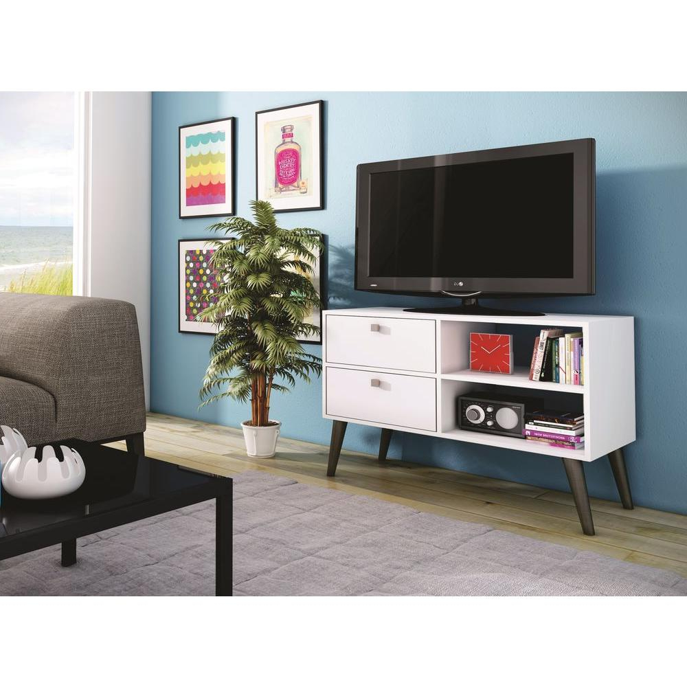 Preferred Ikea Tv Stand Modern 2 Drawer With Open Shelving Target Shelf Within Open Shelf Tv Stands (View 15 of 20)