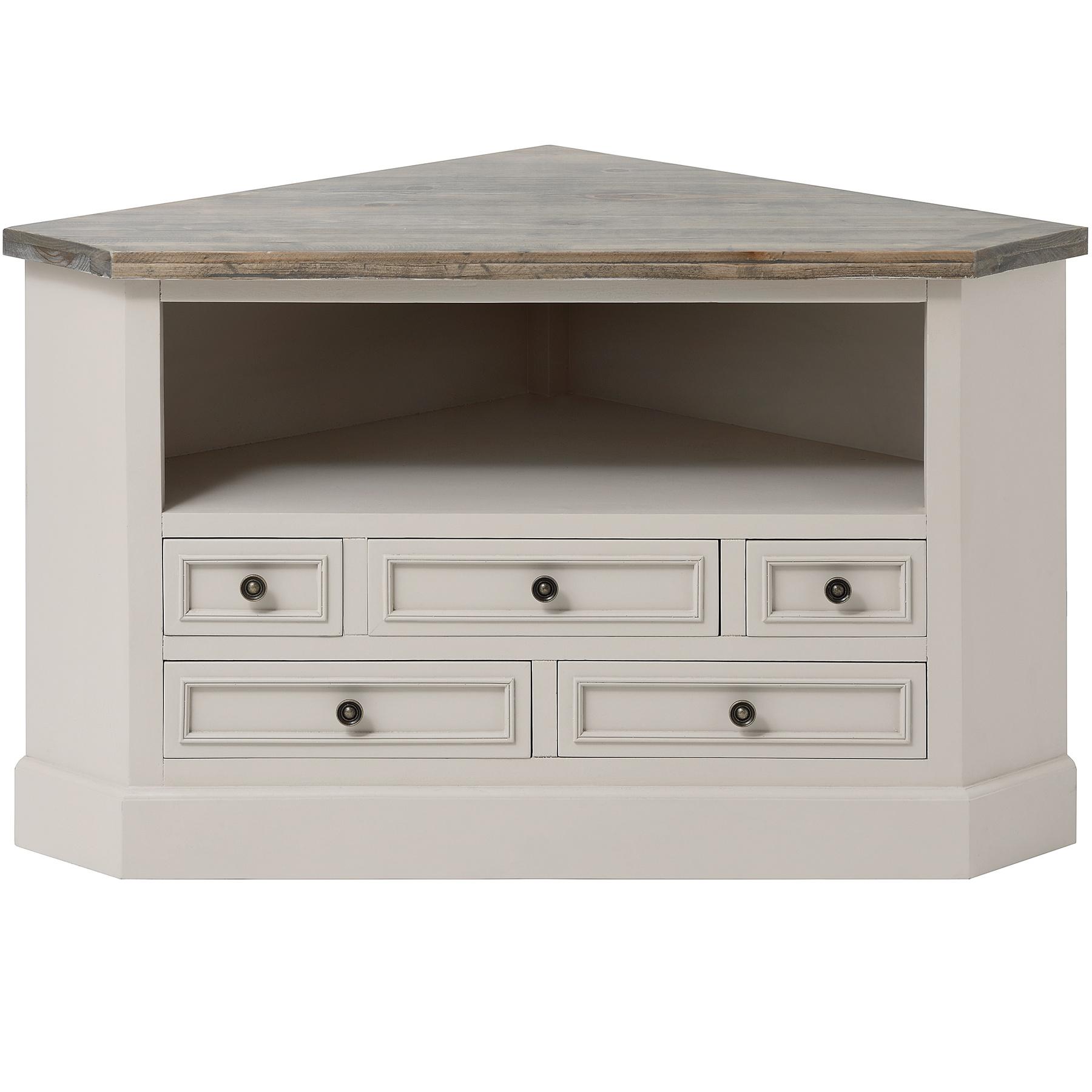 Preferred Living Room : Brilliant Corner Tv Units For Living Room White Corner Within White Corner Tv Cabinets (Gallery 4 of 20)