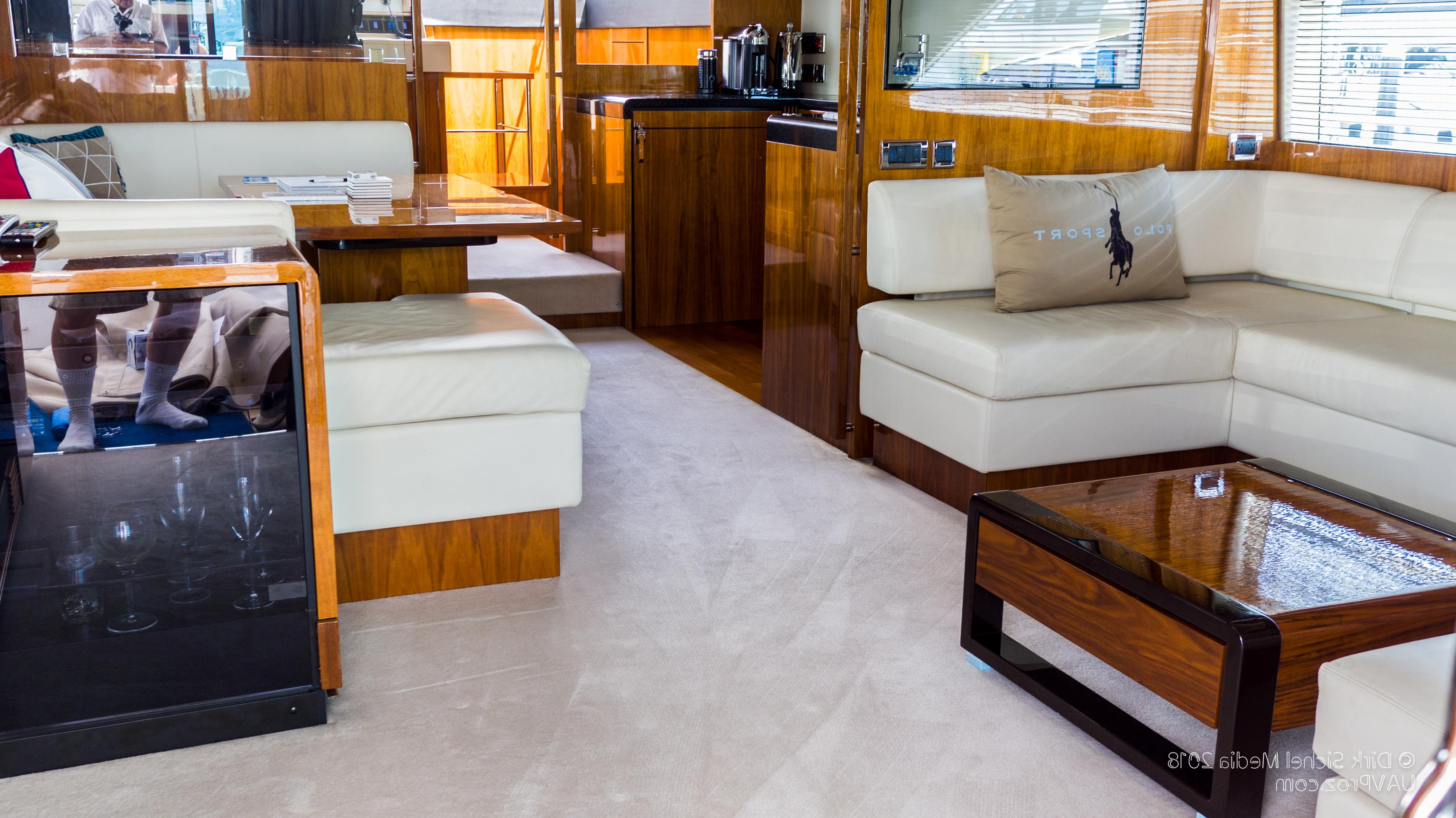 Preferred Nauti Buoy's Fairline 2012 Squadron 65 65 Yacht For Sale In Us Inside Mikelson Media Console Tables (Gallery 8 of 20)