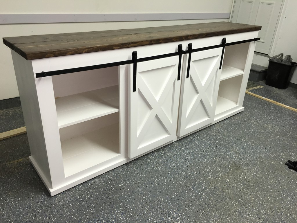 Preferred Rustic White Tv Stands Pertaining To Fireplace Tv Stand Reclaimed Wood Stands How To Build A For Flat (Gallery 4 of 20)