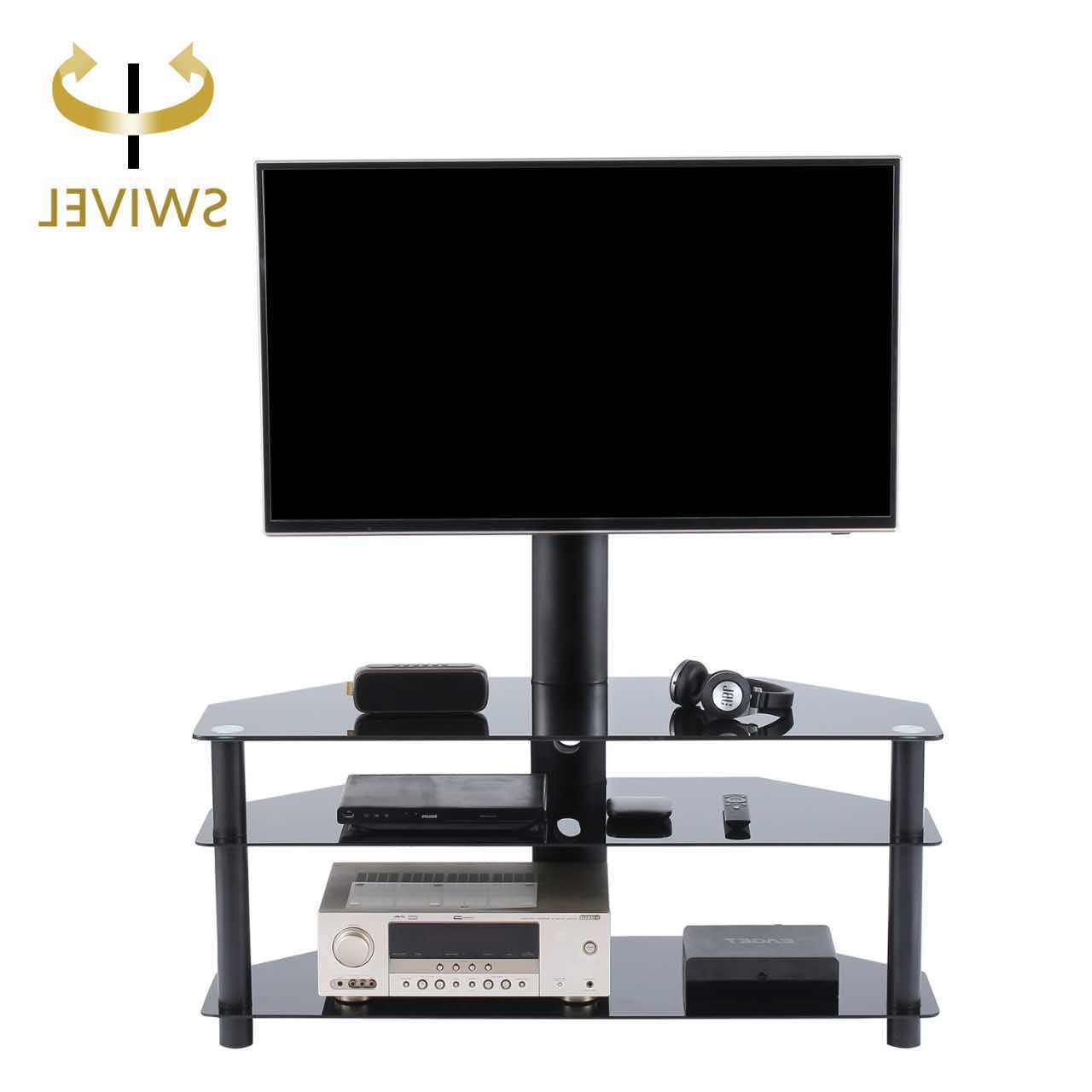 Preferred Swivel Tv Riser Pertaining To Furniture: Modern Swivel Tv Stand For Your Living Room (View 6 of 20)