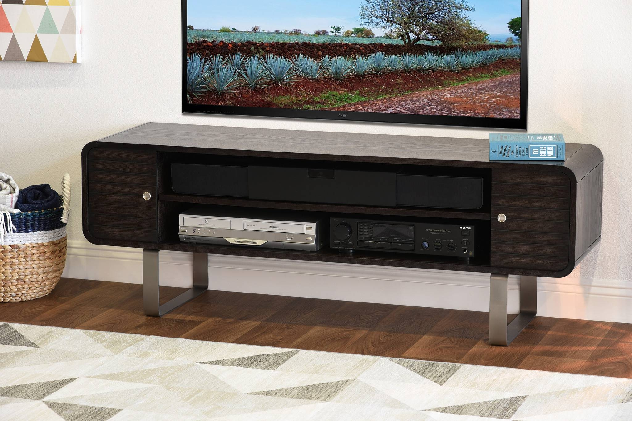 Preferred Tv Stands Rounded Corners Simple Home 2048×1367 Attachment Intended For Tv Stands With Rounded Corners (View 8 of 20)