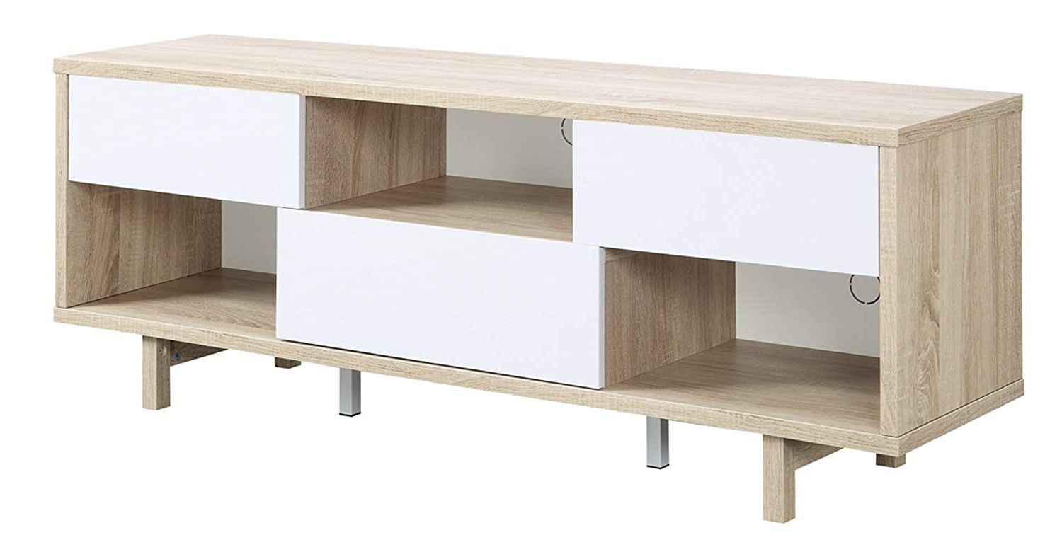 Preston 66 Inch Tv Stands In Current Amazon: Convenience Concepts Designs2Go Newport Ventura 60 Inch (Gallery 15 of 20)