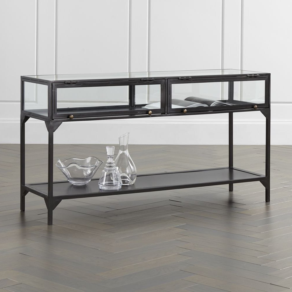 Featured Photo of Ventana Display Console Tables