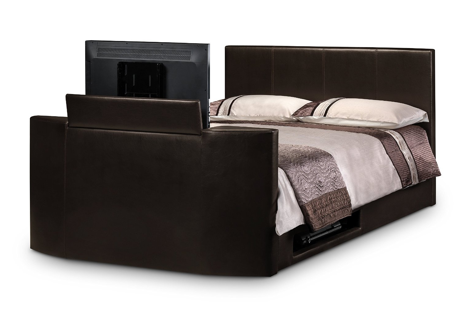 Qosy Pertaining To 32 Inch Tv Beds (View 18 of 20)
