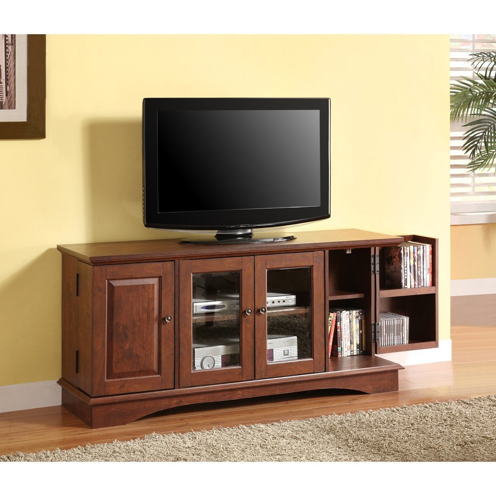 Recent Best Rated Corner Tv Stands In 2014 – Universal Tv Stand Within Wooden Tv Stands For 55 Inch Flat Screen (Gallery 8 of 20)