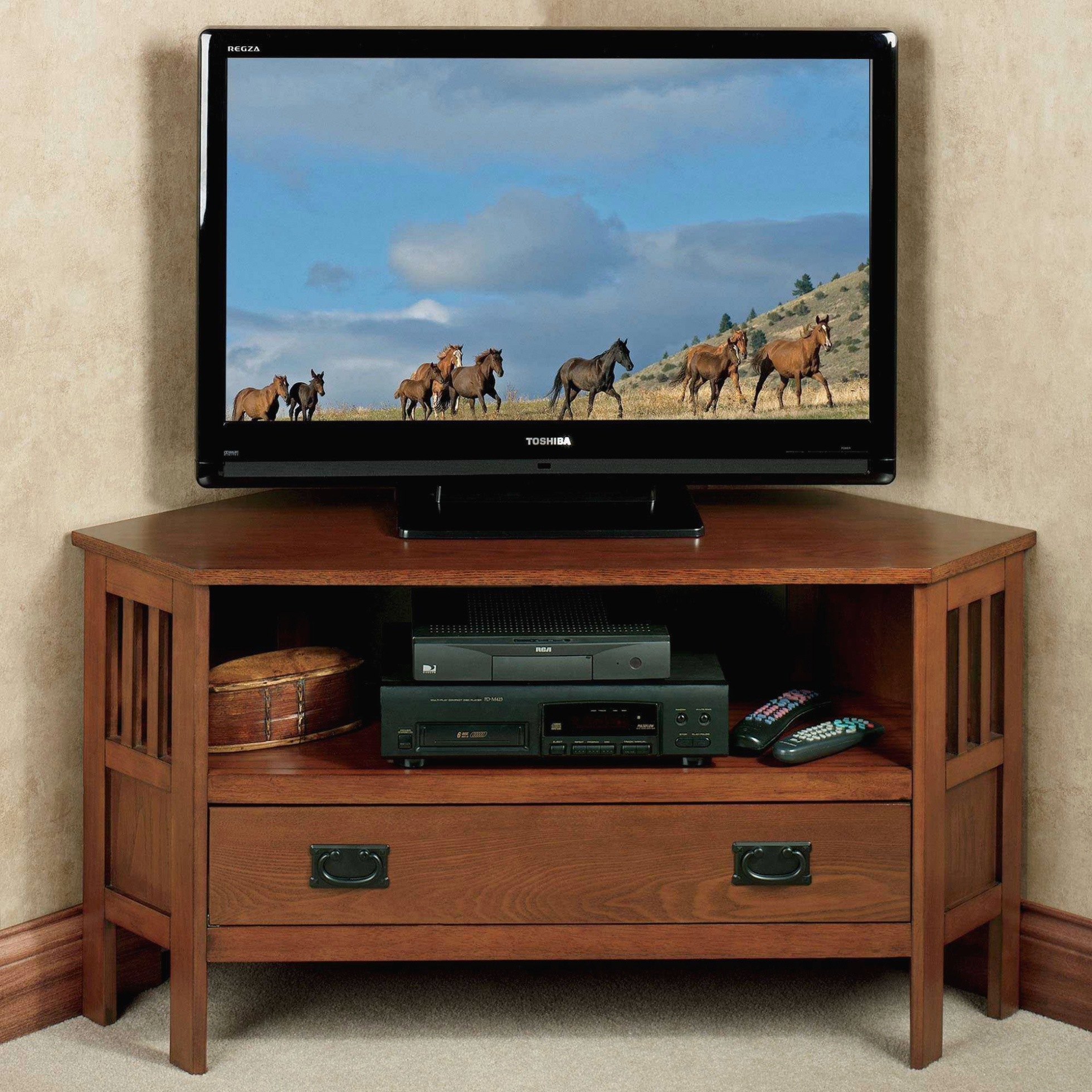 Recent Corner Tv Stands For 60 Inch Flat Screens In Furniture: Fascinating Corner Tv Stand 60 Inch Flat Screen With (View 14 of 20)