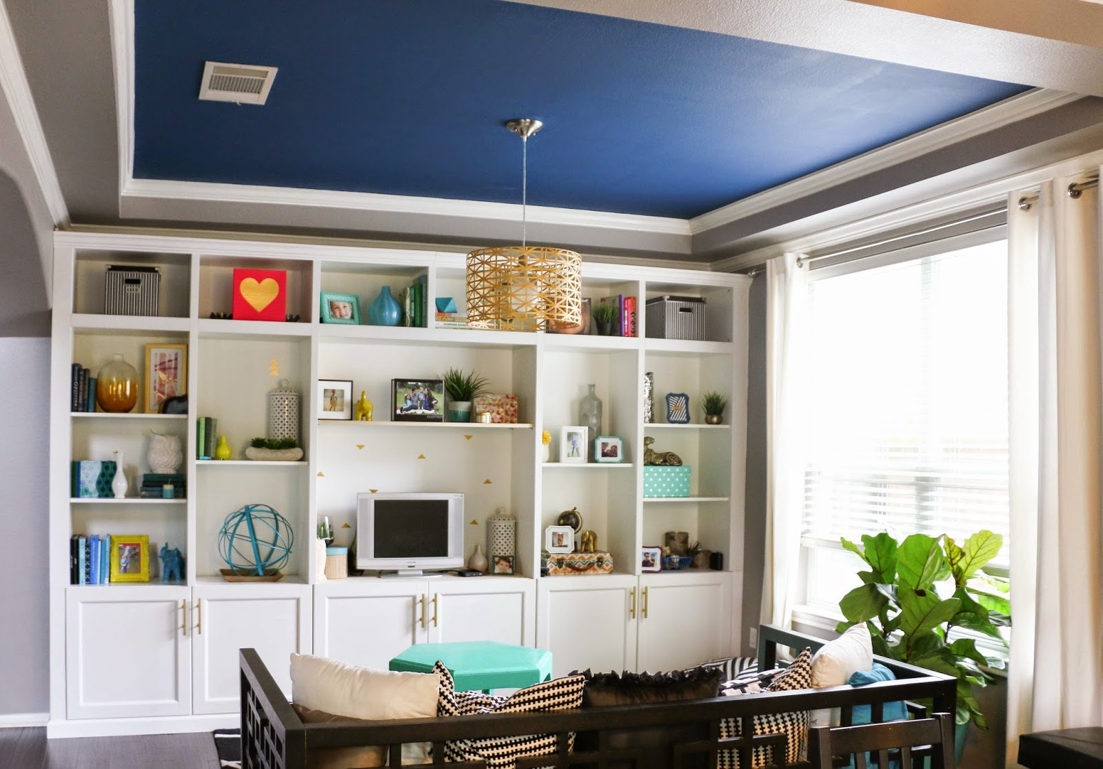 Recent Ikea Built In Tv Cabinets With Regard To Build It – Ikea Besta Built In Hack – A Kailo Chic Life (Gallery 17 of 20)