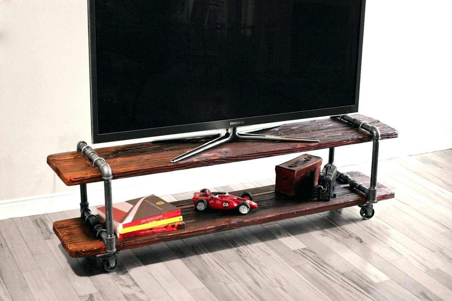 Recent Industrial Corner Tv Stands Regarding Inspirational Triangular Corner Tv Stand – Furnitureinredsea (Gallery 18 of 20)