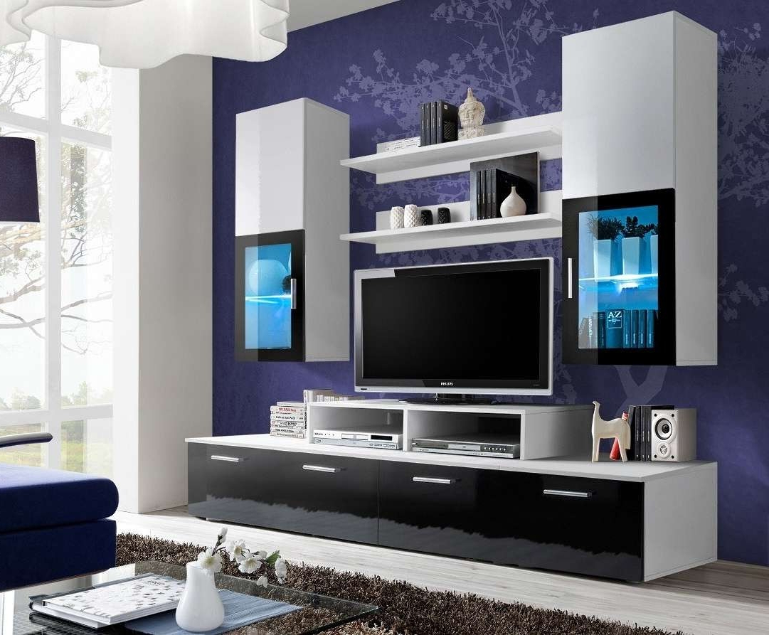 Recent Led Tv Cabinets With Regard To Tv Stands Design Led Stand Designs Wooden Build Plans Modern Images (View 13 of 20)