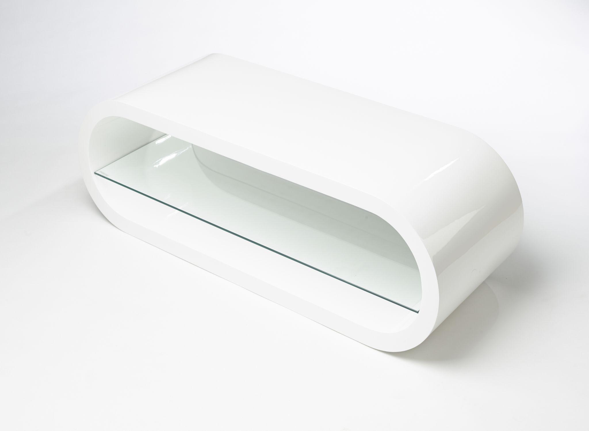 Recent Modern Designer High Gloss Oval Tv Stand Cabinet High White Gloss Within White Gloss Oval Tv Stands (Gallery 1 of 20)