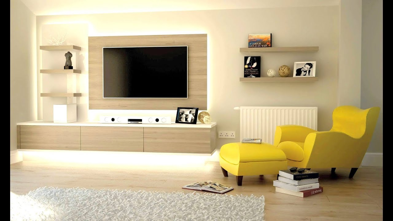 Recent Modern Tv Cabinets Designs Regarding Modern Tv Unit  Lcd Panel  Tv Cabinet  Tv Stand Ideas  Plan N Design (View 16 of 20)