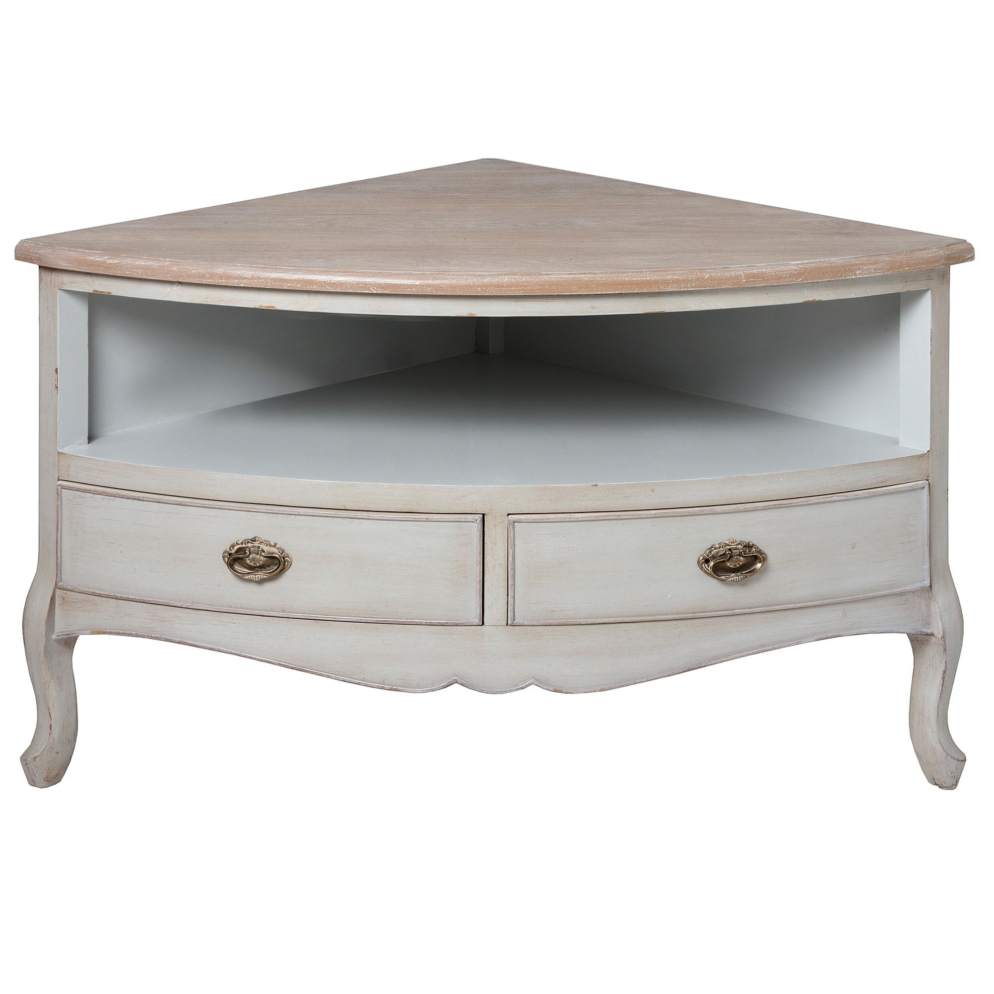 Featured Photo of Shabby Chic Corner Tv Unit