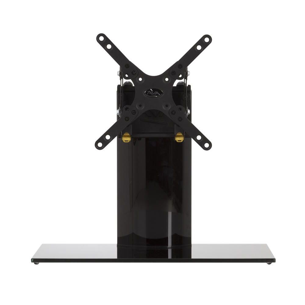 Recent Tabletop Tv Stands Throughout Avf Universal Table Top Tv Stand/base Adjustable Tilt For Most Tvs (View 16 of 20)