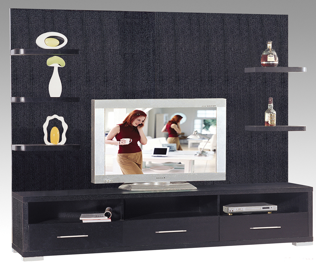 Recent Tv Stand Wall Units Within Living Room Contemporary Tv Wall Unit — All Contemporary Design (View 13 of 20)