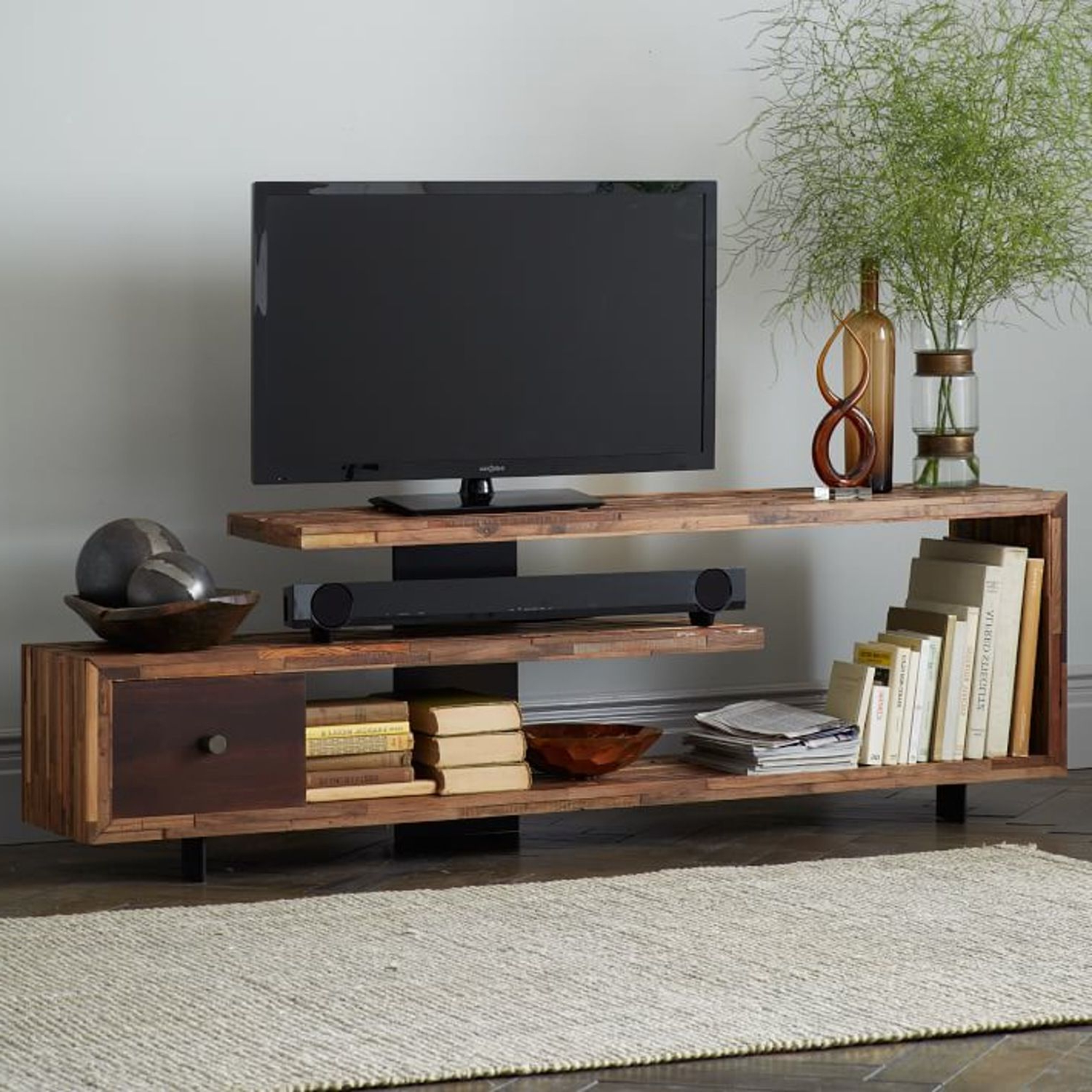 Recent Unique Tv Stands Throughout 11 Of The Best Media Consoles & Tv Stands (View 7 of 20)