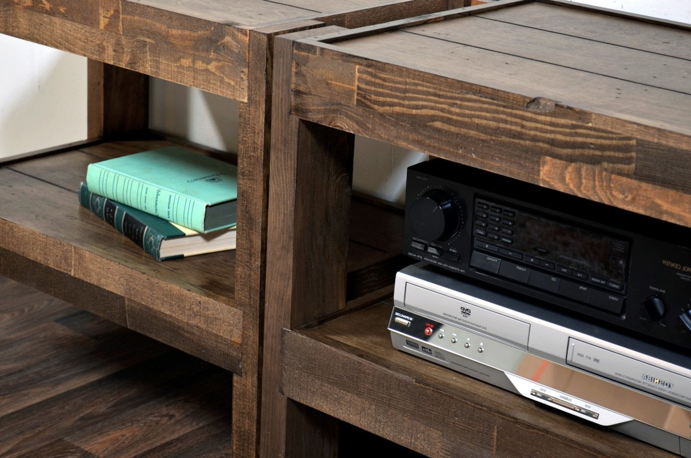 Recycled Wood Tv Stands In Famous Tv Stands From Wooden Pallet (View 13 of 20)